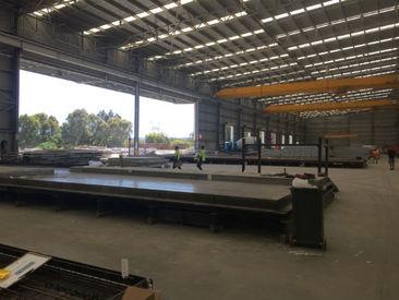 Factory Concrete Production