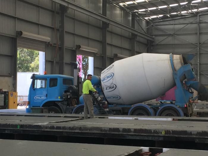 Cement Truck Perth