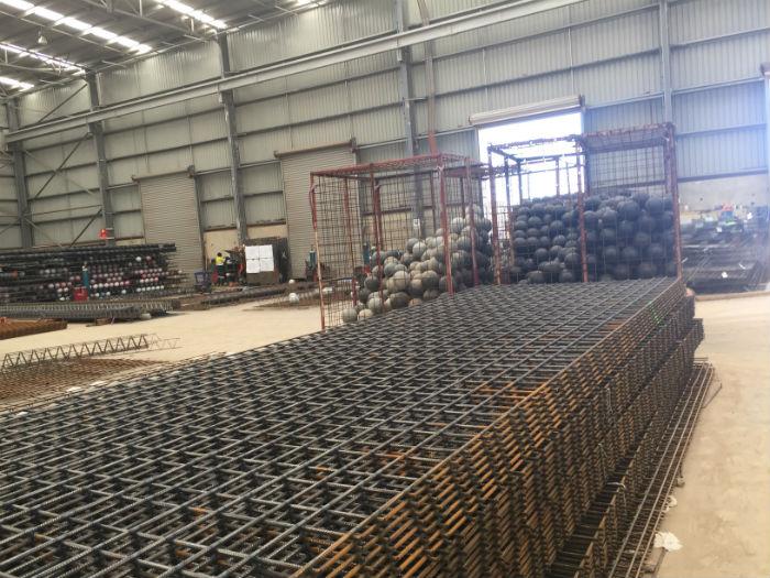 Concrete Storeroom Perth