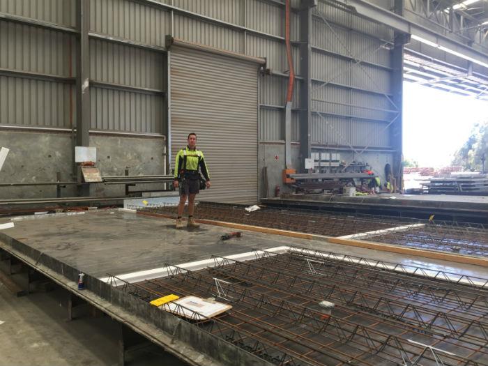 Concreting Workshop Perth